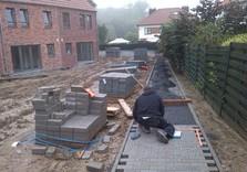 Valentino Construct - Terrassement